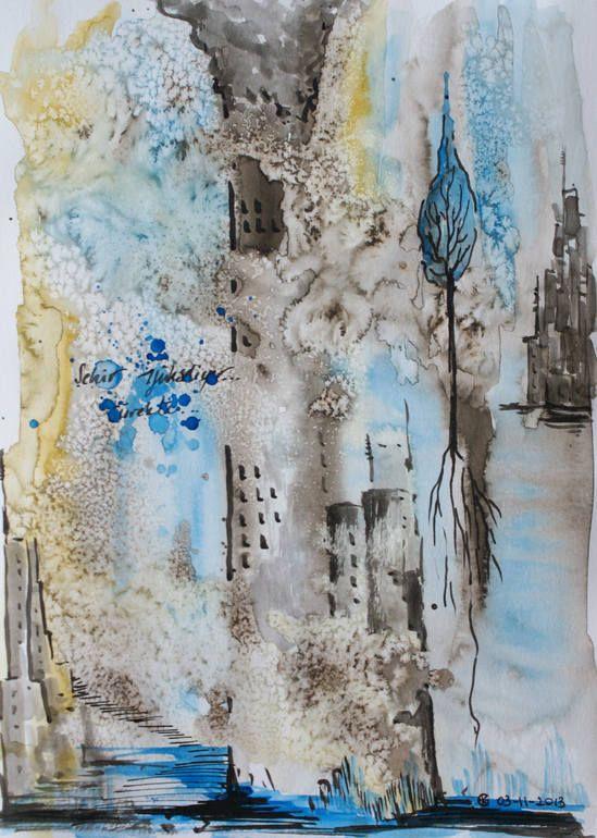 City is Rising 2, Esra Kizir Gokcen