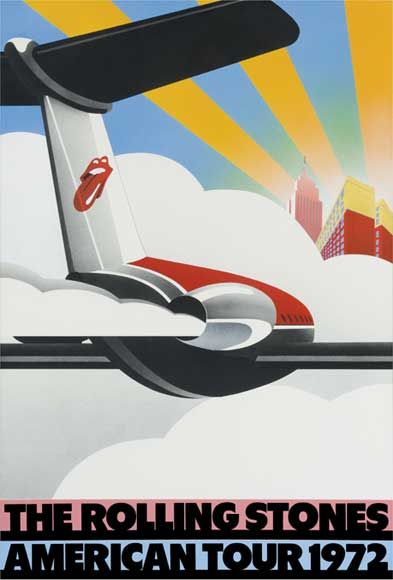John Pasche : Limited Edition Fine Art Prints : Rolling Stones Posters