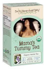 Organics mama's tummy tea, Earth mama - Angel baby  Deze heerlijke thee geeft aan iedereen verlichting met brandend maagzuur en is daarom niet alleen geschikt voor mama's maar voor iedereen met dit brandend gevoel.