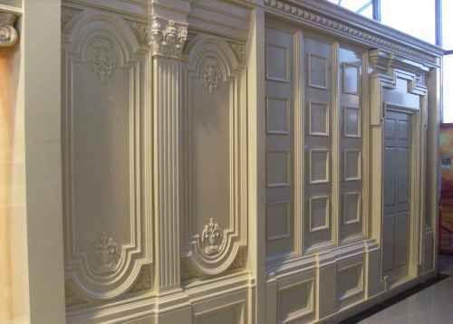Faux Stone Wall Siding   Tile Flooring Idea
