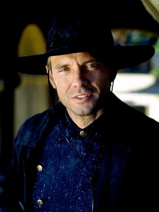 "Michael Biehn as Chris Larabee ""The Man In Black"" aka ""The Bad Element"""