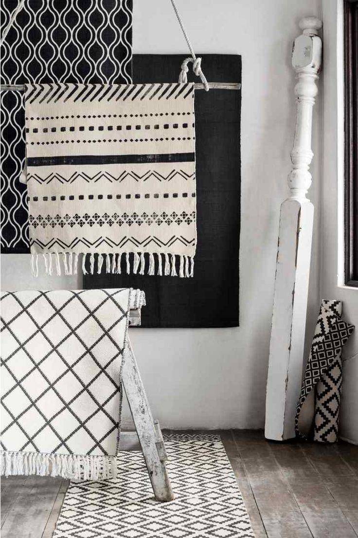 Tappeto in tessuto jacquard | H&M