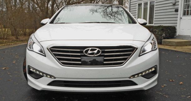 Road Test Review – 2015 Hyundai Sonata Limited – By Ken Glassman