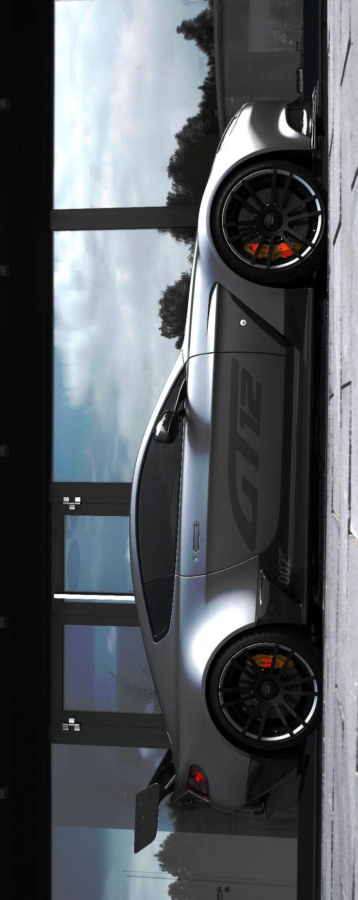 (°!°) 2016 Wheelsandmore Aston Martin Vantage GT12