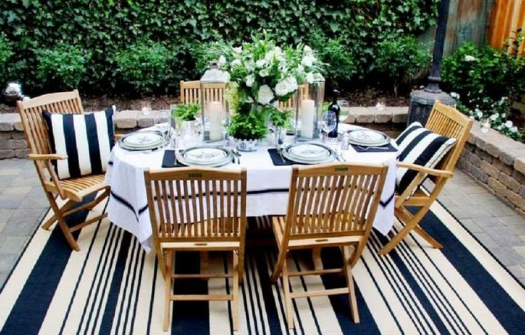 Nice Outdoor Dining Room Design Ideas and Inspirations - Home Decor Inspirations