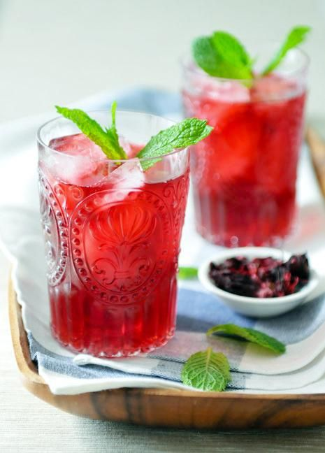 How to Hibiscus Drink