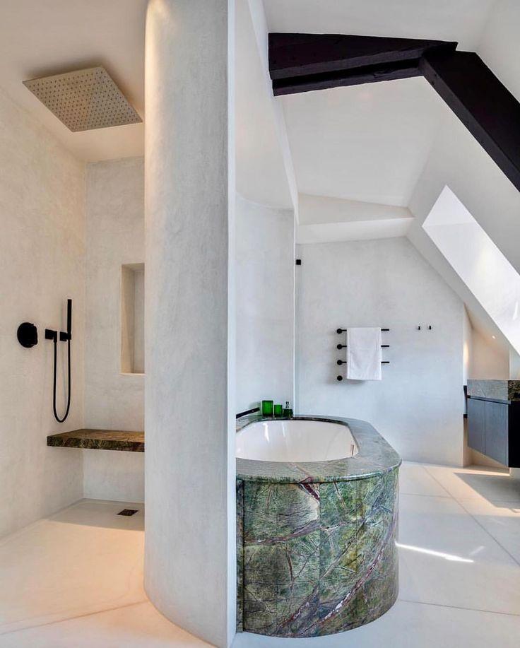 Bathroom by Hélène & Olivier Lempereur - Belgium