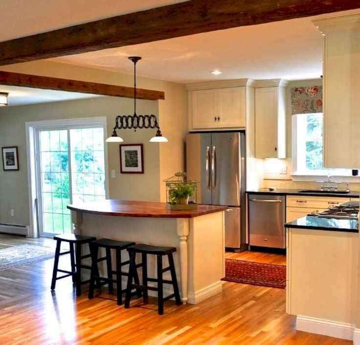 Cool 30 Best Small Kitchen Remodel Ideas https://homeylife.com/30-best-small-kitchen-remodel-ideas/