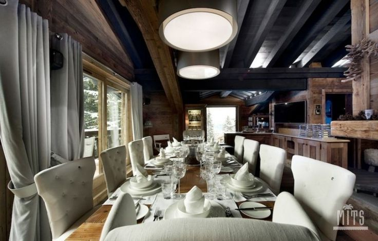 Chalets deluxe | Chalet 1