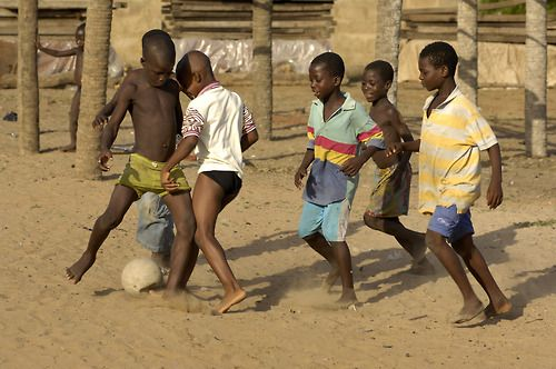 Let the Children Play Ghana, Africa Compassion ...