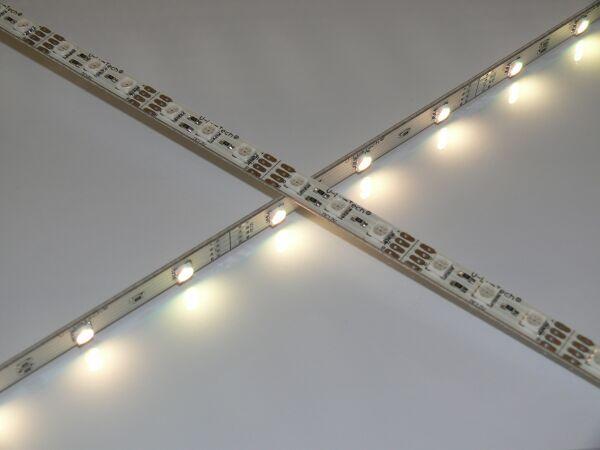 Bandeau LED Rigide RGB 30 led SMD 5050 50cm 150° 12v DC