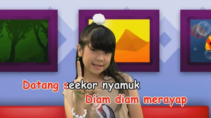 Cicak di dinding - lizzard on the wall.