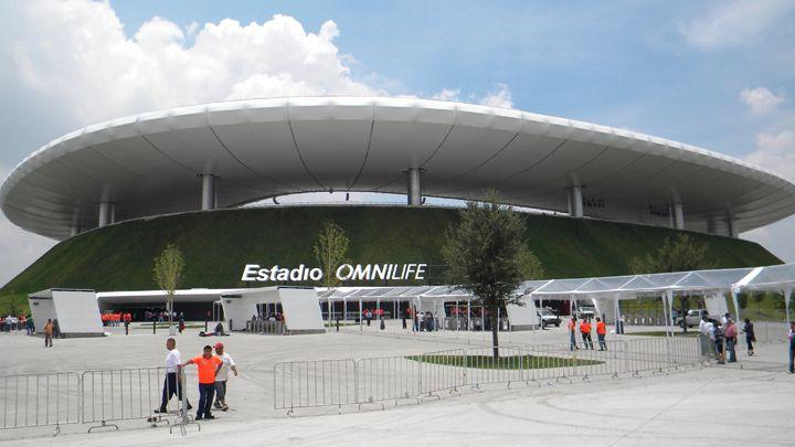 Estadio Omnilife.