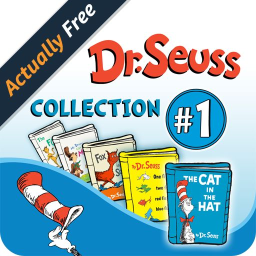Dr. Seuss Beginner Book Collection #1  ENCOURAGE literacy skills with highlighted narration  FOLLOW along with three fun ways to read!  LEARN new vocabulary with tappable words  TAP objects to hear their name read aloud