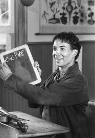 Michael Mahonen as Gus Pike. He's so happy about learning to write his name! :)
