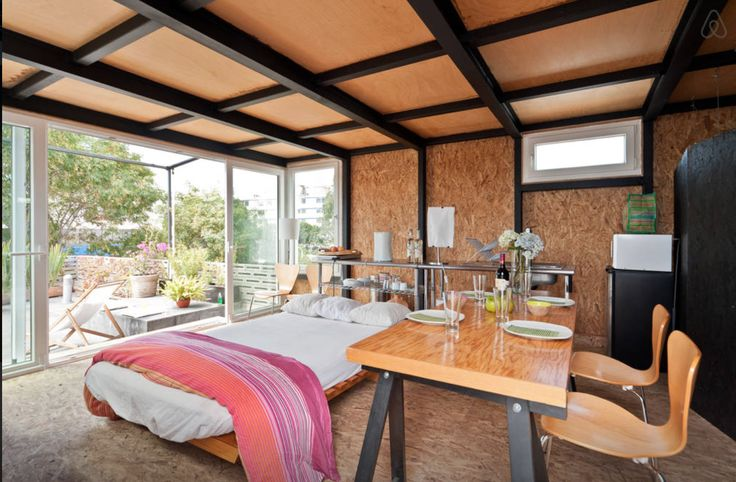 Mexico City Airbnb Modern Tiny House Lofts For Rent