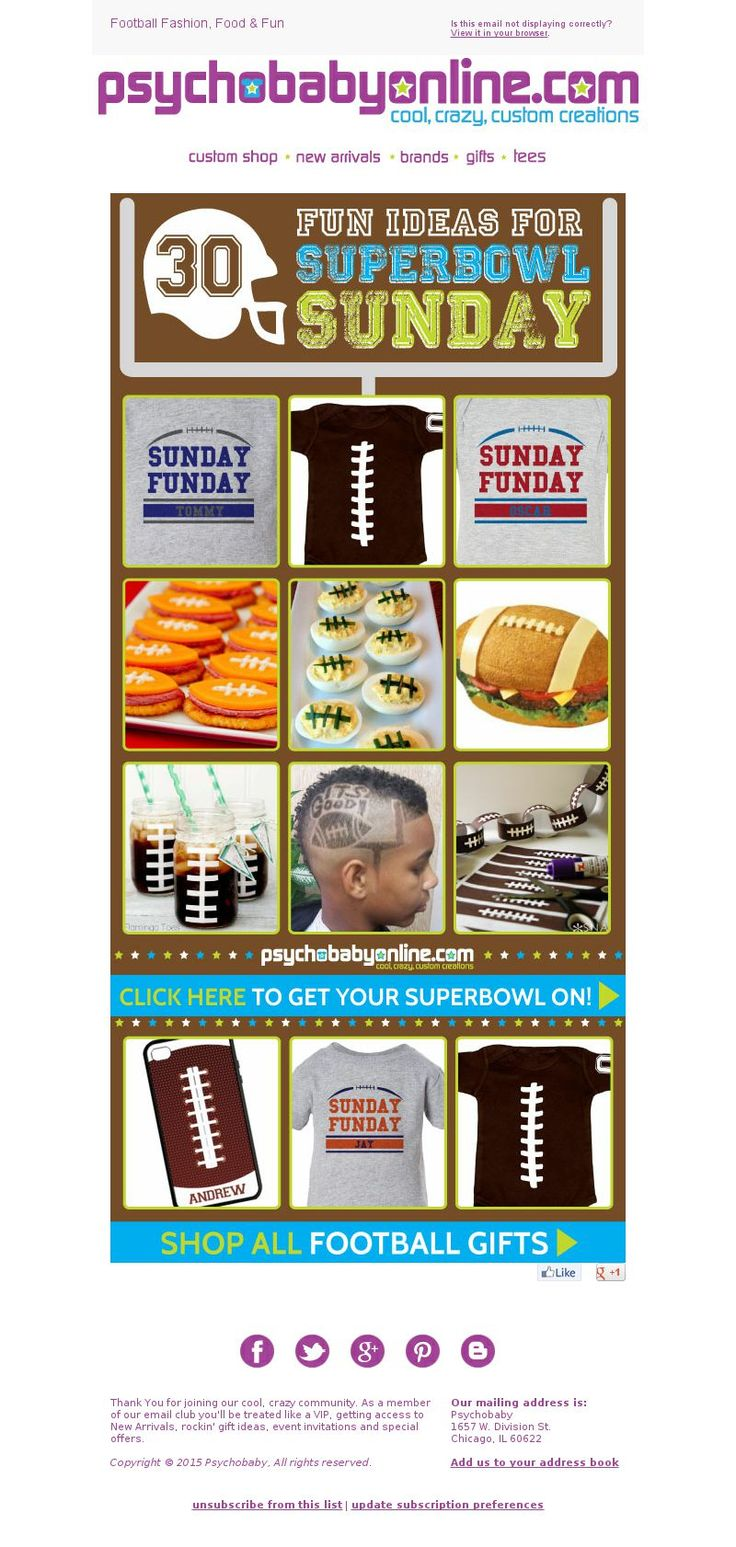 Ready for SuperBowl?