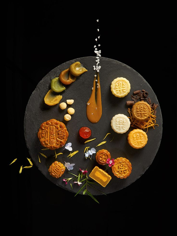 Assorted flavors of mooncake by Tung Lok Restaurant Group. © Wai Kay - See more at: http://theartofplating.com/editorial/the-authenticity-of-wai-kay/#sthash.tsXWHg9x.dpuf