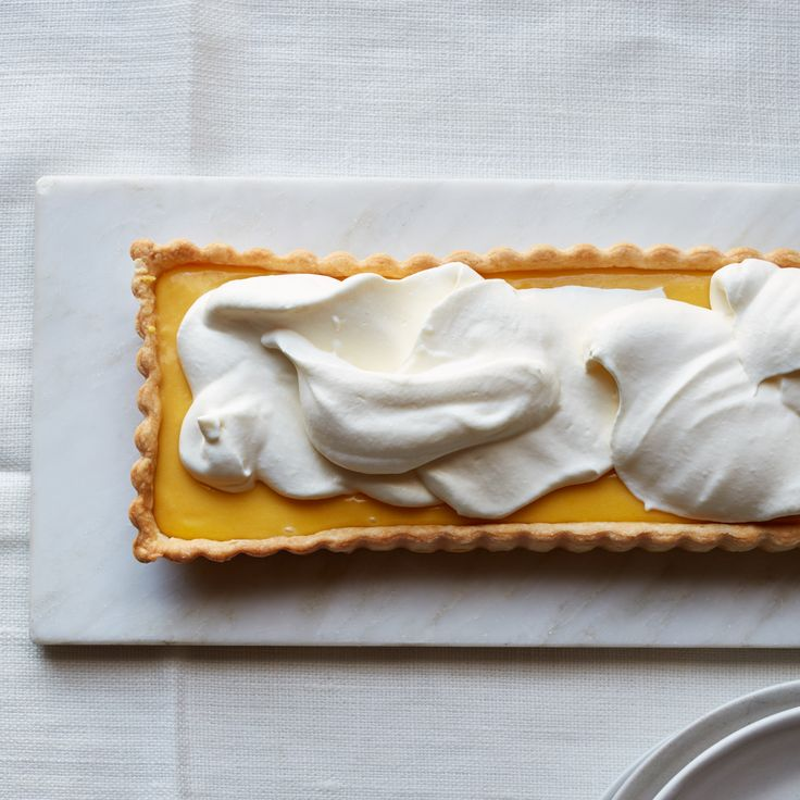 This best-ever citrus tart gets amazing flavor from freshly squeezed tangerine and lemon juices. Get the recipe at Food & Wine.
