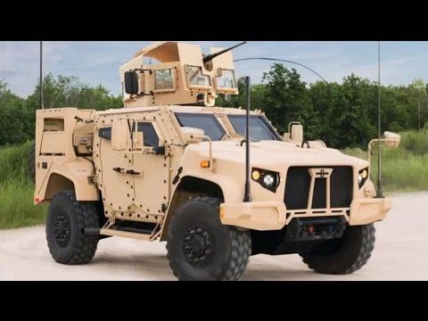 Oshkosh wins contract for Army Marines New Tactical Vehicle JLTV - The N...