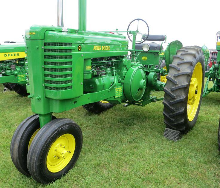 Lancaster Farming: Classic Tractors | John Deere