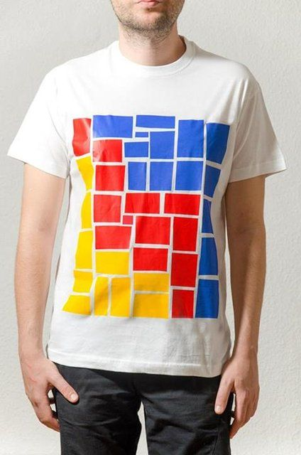 Cotton White T-Shirt  Design : Teever Classic