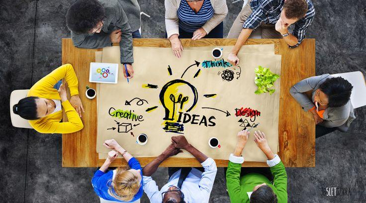 5 módszer, hogyan kezelik az ötleteiket a sikeres emberek