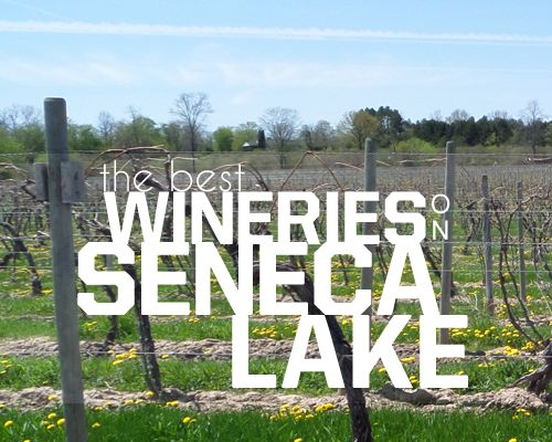 Seneca Lake Wineries in the Finger Lakes New York