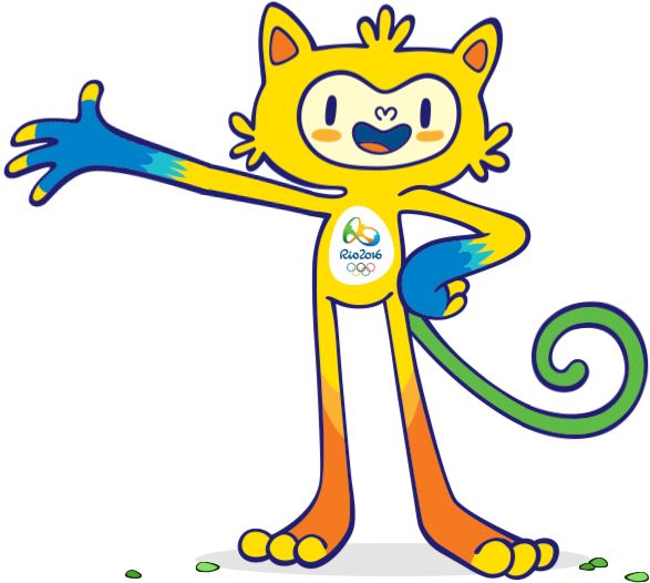 Who am i ?      I am the Olympic Games mascot, a mixture of all   the Brazilian   animals.  I was...