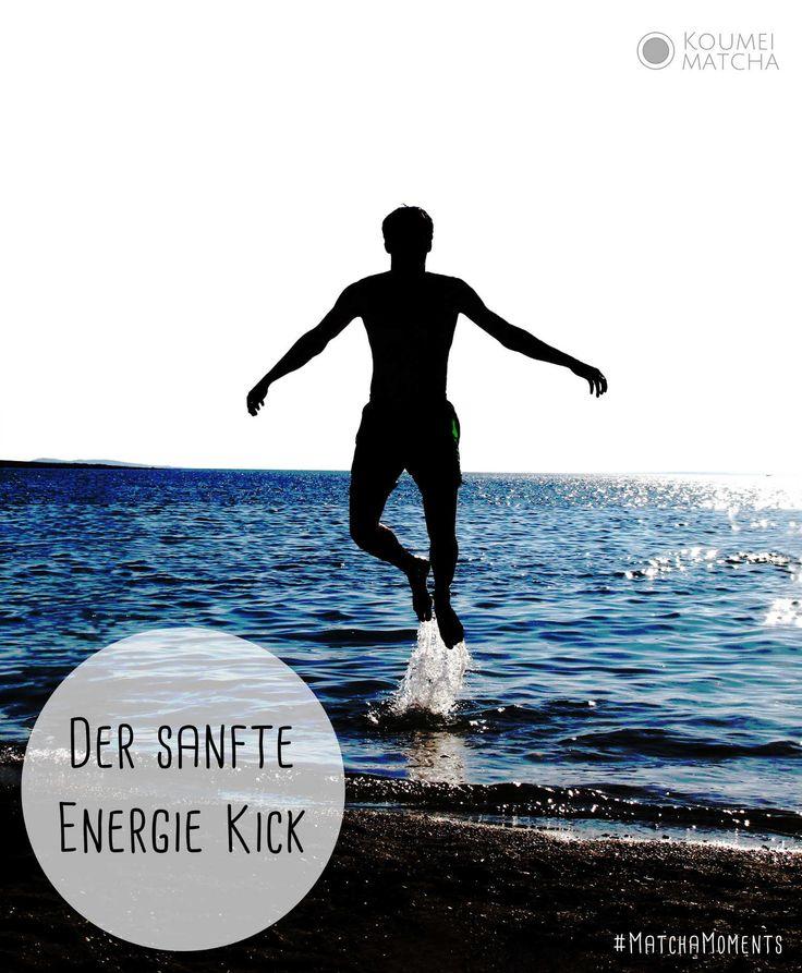MatchaMoments von Koumei Matcha, gefunden im Blog: http://www.koumei-matcha.de/blog/ #Matcha #Energy #Kick #MatchaMoments #KoumeiMatcha #EnergyDrink