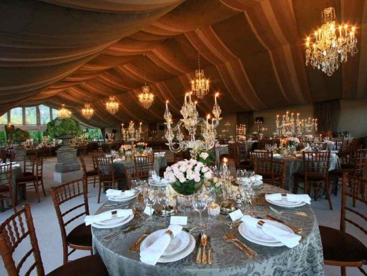 Silver Grey Damask http://www.tableclothhiring.co.za/