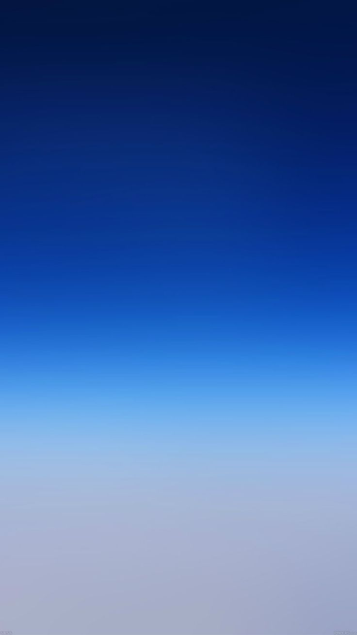 Abstract Pure Simple Blue Gradient Color Background #iPhone #6 #plus #wallpaper
