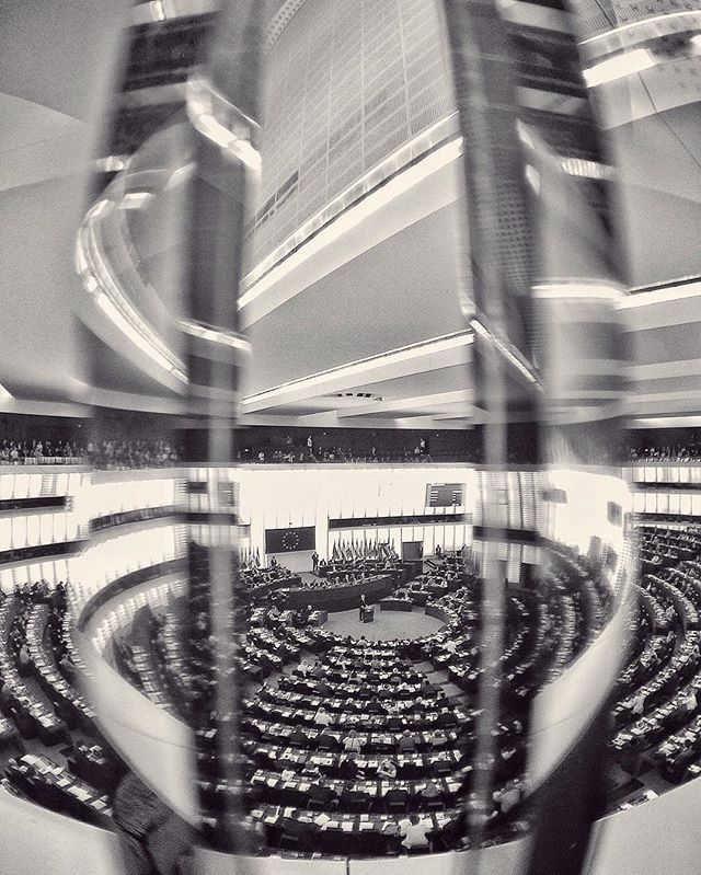 #DiscoverEP: @trynidada is one of the #instagrammer -s, who will guide you during the summer in the unseen spots of the #EuropeanParliament in #Strasbourg. Stay tuned to see the unseen & if you plan a trip to #Strasbourg or #Brussels, don't forget to #DiscoverEP