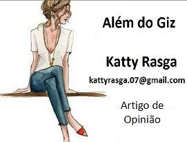 *.* ALÉM DO GIZ *.*: ARTIGO DE OPINIÃO