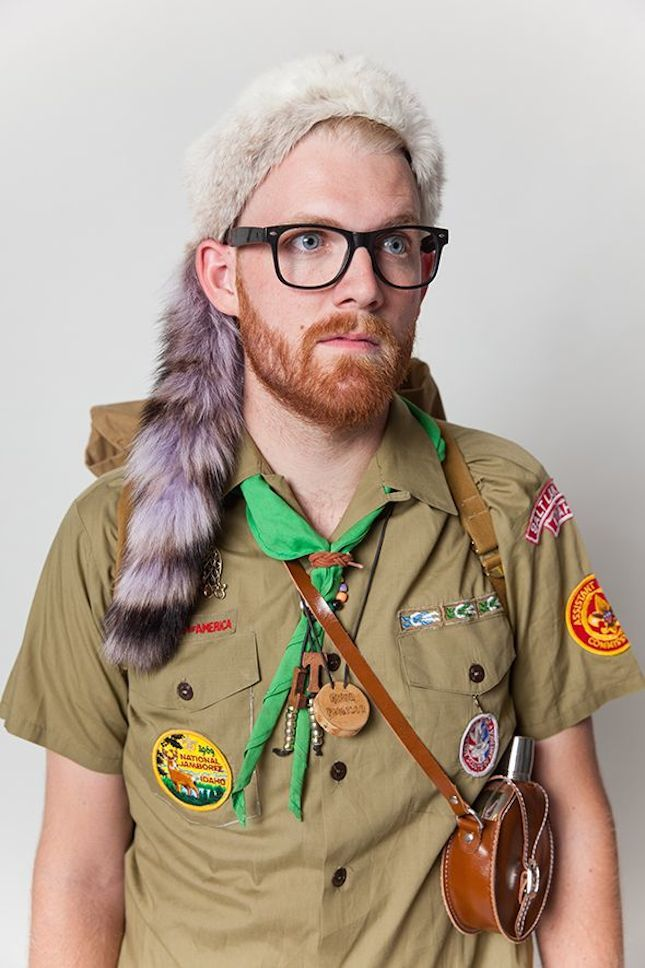 41 awesome diy halloween costumes for guys - Halloween Costumes With Facial Hair