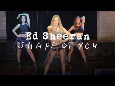 "Ed Sheeran - ""Shape Of You"" (Dance Tutorial) 