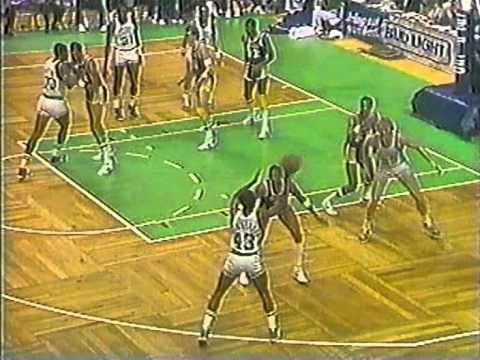 08.02.1984.- Lakers@Celtics: Finals Preview In Boston Garden (Larry Bird vs Magic Johnson) - YouTube