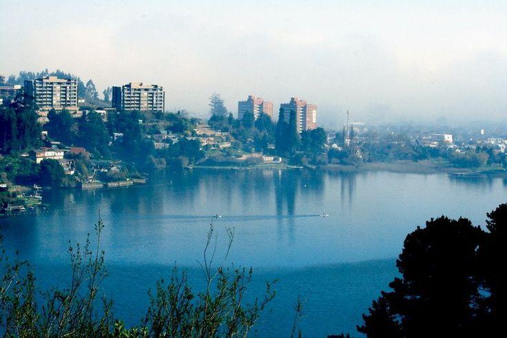 Concepción in Biobío, Chile