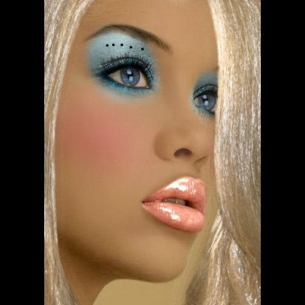 "Virtual Hair Makeover: ""akramkamil's Makeover"" Created Using TAAZ Virtual"