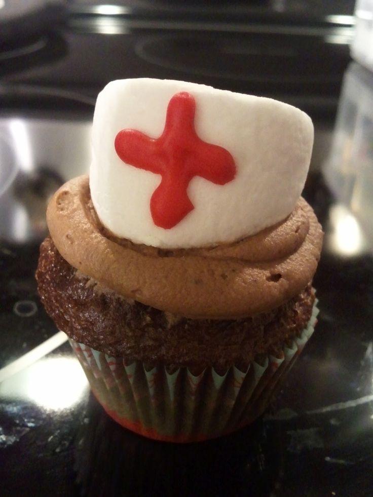 Happy Nurse's Week!  http://flakefrosting.blogspot.com