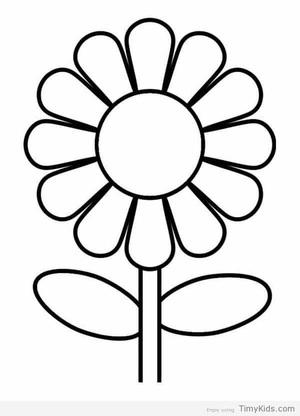 http://timykids.com/flower-coloring-pages-pdf.html