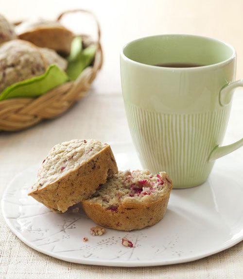 Cranberry-Lemon MuffinsBreakfast Ideas, Muffin Recipes, Diy Food, Cranberrylemon Muffins, Cranberry'S Lemon Muffins, Cranberries Muffins, Breakfast Recipe, Muffins Recipe, Healthy Muffins