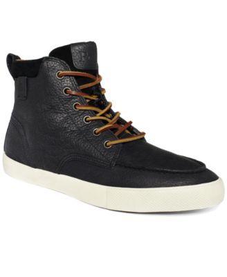 Polo Ralph Lauren Shoes, Tedd Hi-Top Sneakers