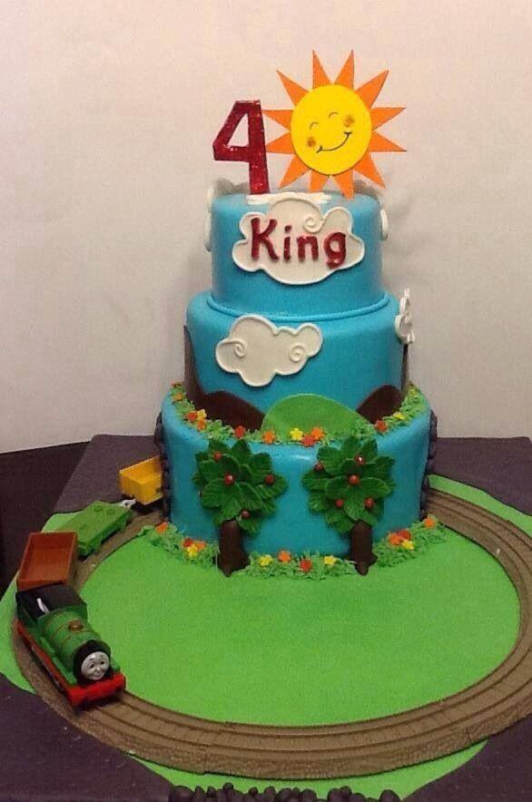 Thomas The Train Cake Ideas