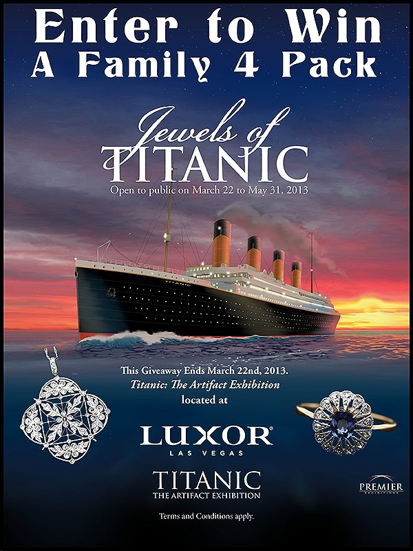 Titanic Coupon & Promo Codes. Listed above you'll find some of the best titanic coupons, discounts and promotion codes as ranked by the users of unicornioretrasado.tk To use a coupon simply click the coupon code then enter the code during the store's checkout process.