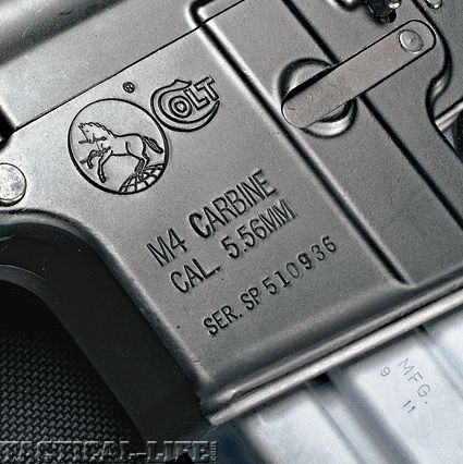 Guns & Weapons for LE JULY issue ONLINE EXCLUSIVE: READ FULL ARTICLE: COLT LE6920 5.56mm: A tough semi-auto M4 Carbine from the company that developed the icon!
