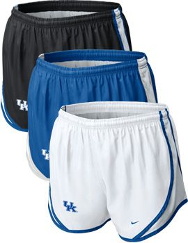 NIKE TEAM SPORTS : University of Kentucky Womens Shorts - Nike : University of Kentucky Bookstore