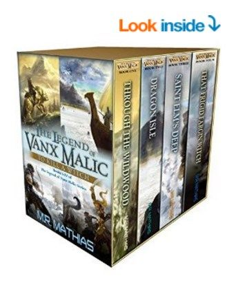 The Legend of Vanx Malic Books I-IV Bundle: To Kill a Witch is just .99 cents for a limited time. This collection contains: Through the Wildwood, Dragon Isle, Foxwise, Saint Elm's Deep, and That Frigid Fargin' Witch. All from the #1 Bestselling Kindle Action and Adventure, Fantasy, by award winning author, M. R. Mathias  https://www.amazon.com/Legend-Vanx-Malic-Books-Bundle-ebook/dp/B015VWCUL8  #Kindle_Unlimited #Kindle #Fantasy_books