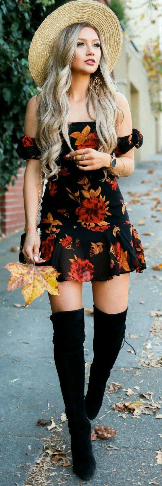 Elegant women fashion outfit idea featuring a street style fashion