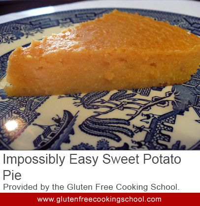 Easy Sweet Potato Pie Recipe - A sweet potato pie recipe is an excellent alternative for those who tire of pumpkin pies over the holidays. Sweet potatoes are not only healthy, they make terrific desserts.